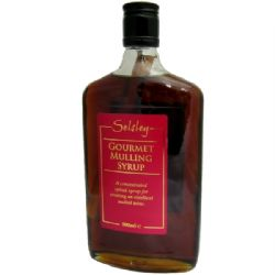 Selsley Mulling Syrup 500ml | Large | Buy Online | Christmas Food | UK
